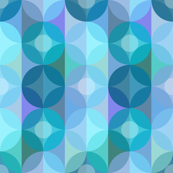 Geometric Layered Circles