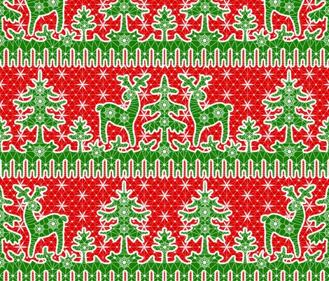 Rrrchristmas-seamless-lace-pattern-with-dears_contest222610preview
