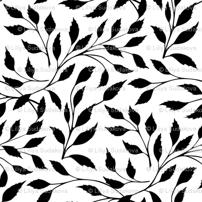 leaves_pattern_bw