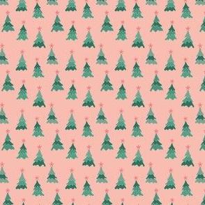 Modern Christmas Trees Mini