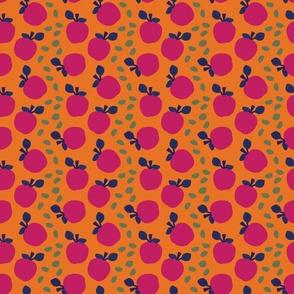 Fuchsia Apples