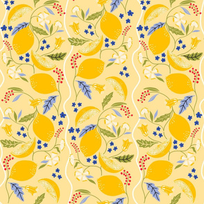 Lemons and Leaves