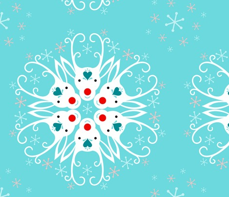 Rmhorswill_snowflake_reindeer_8_inch_teal_contest222859preview