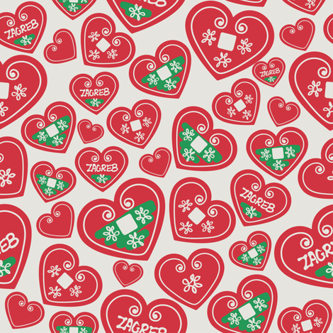 licitar hearts fabric by picture_perfect_studio on Spoonflower - custom fabric
