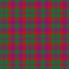 "City of Glasgow tartan, 3""  (Wilson's 1790)"