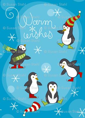 Antarctic Holiday Fun