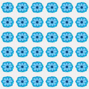 Blue Flower Julie