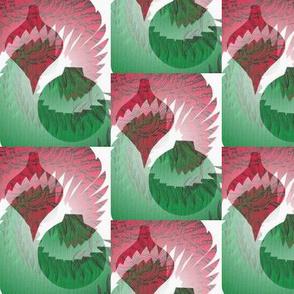Swirling Ornaments