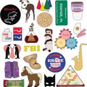 Parks & Rec Icons