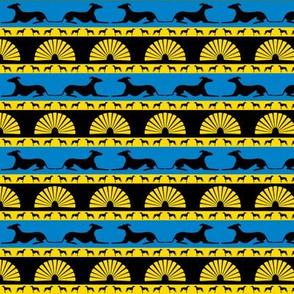 Art_Deco_Grey_Blue_Yellow