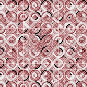 Charm Circles - Sienna