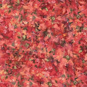 Blossom Shower   Painted Azalea Petals