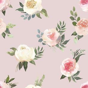 """8"""" Hope Spring Florals // Wafer"""