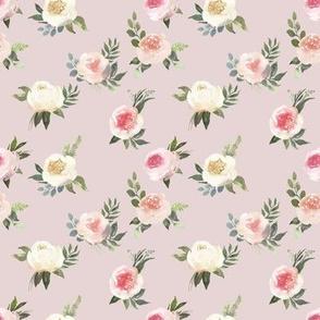 """4"""" Hope Spring Florals // Wafer"""