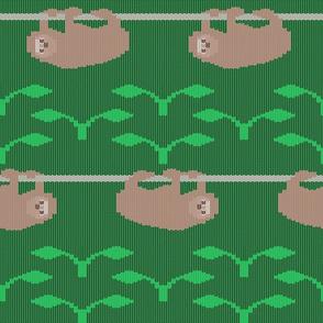 Fair Isle Sloths