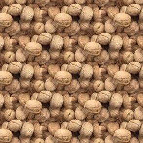 Walnuts   Seamless Photo Print