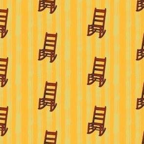Rocking Chair Stripe | Stock Pot