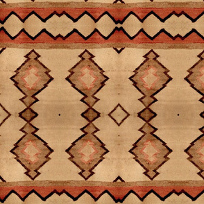 rug pattern one