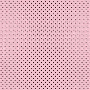 Blush Pink Baby Dot