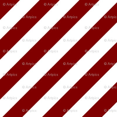 Maroon Dark Red Fresh White Color Large Simple Stripe Gift Present Candy Paper Pattern