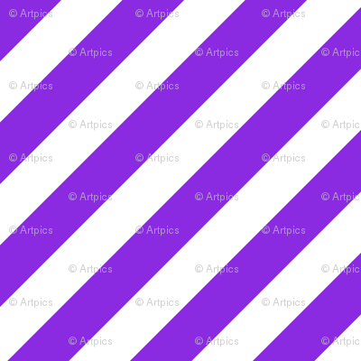Blue Violet White Color Large Simple Stripe Gift Present Candy Paper Pattern