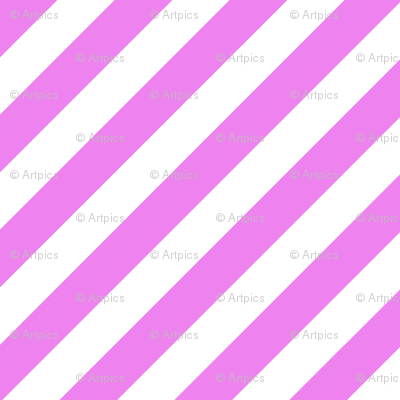 Violet Fresh White Color Large Simple Stripe Gift Present Candy Paper Pattern