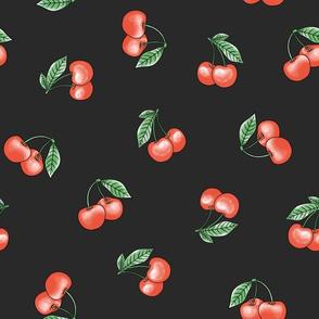 Juicy Fruits - Black Cherry
