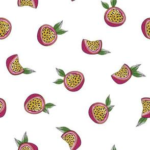 Juicy Fruits - White Passionfruit