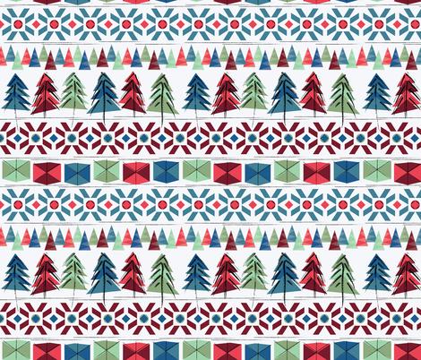 Christmas Sweater fabric by ameemax on Spoonflower - custom fabric