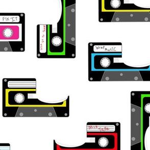 cassette tape pun