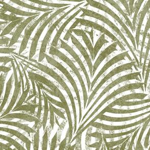 Loulu Palm Batik Marsh Grass 250