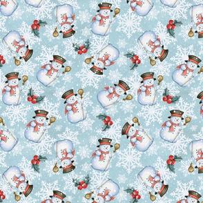 Holly Jolly Snowmen