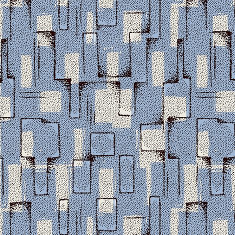 Abstraction Moderne 3a fabric by muhlenkott on Spoonflower - custom fabric
