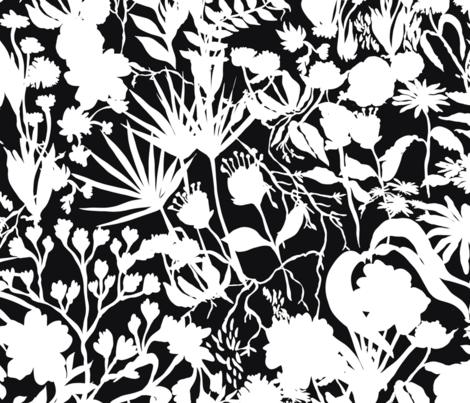 Jungle fabric by marissahuber on Spoonflower - custom fabric