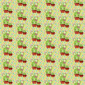 Duo cactus