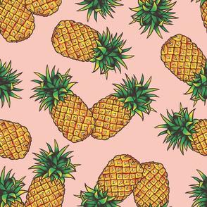 Pineapple - Peach