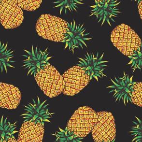 Pineapple - Black