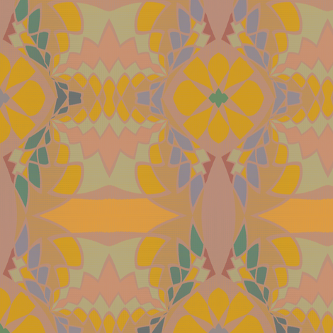 Garden Variety (1) fabric by david_kent_collections on Spoonflower - custom fabric