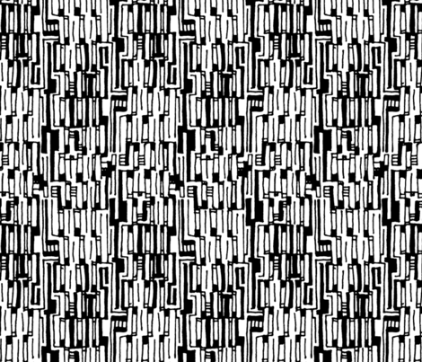 rangey fabric by monmeehan on Spoonflower - custom fabric