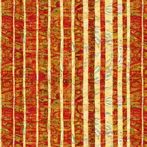 Golden Charm: Graded Stripes