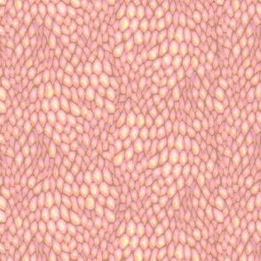 rose quartz scales