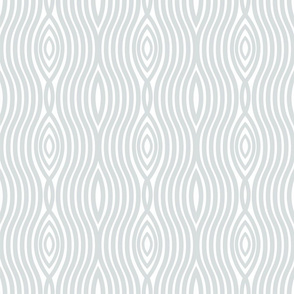 Geometric Wallpaper Gray Custom