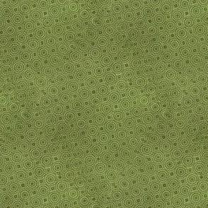Geometric Endpaper   Cider Apple