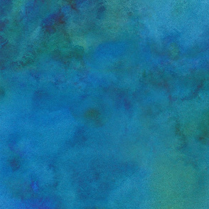 dark blue watercolor wash