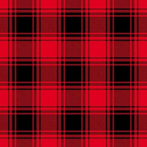 Cincinnati Bearcats Plaid Team Colors