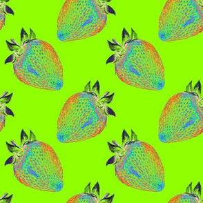 Unicorn Strawberries Variation 1