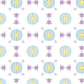 Swirling Mandalas