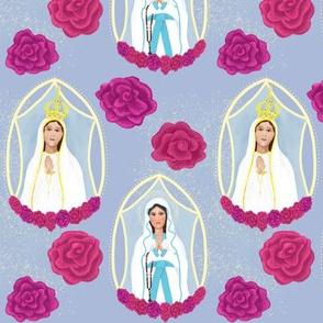 Our Lady of Lourdes & Fatima