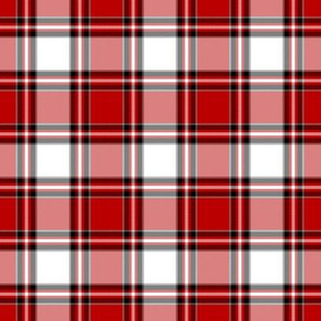 Utah Utes Plaid Team Colors