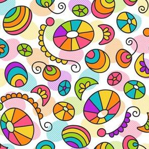 Fun Rainbow  Abstract